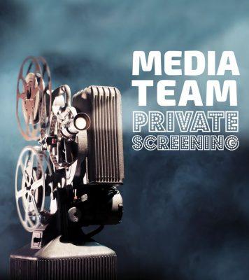 """HB APA's """"Private Screening 2019"""""""