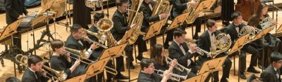 Pacific Symphony Youth Wind Ensemble: Bach Frames