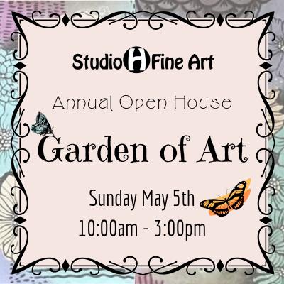 Garden of Art - Open House / Art Show