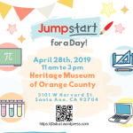 Jumpstart for a Day 2019