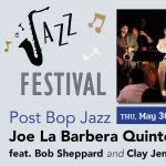 Joe La Barbera Quintet feat. Bob Sheppard & Clay Jenkins