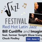 Bill Cunliffe and Imaginacion feat. former Tonight Show trumpeter Chuck Findley