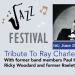 Jazz Fest - Tribute to Ray Charles