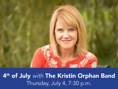 4th of July with The Kristin Orphan Band