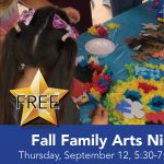 Fall Family Arts Night