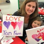 Mothers Day Paint & Sip Tea Party