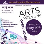 Open House at Arts & Learning Conservatory