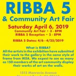 RIBBA 5 & Community Art Day