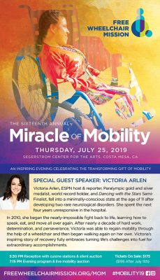 Free Wheelchair Mission's 16th Annual Miracle of...