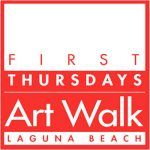 Laguna Beach ArtWalk - Thursday May 2, 2019