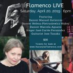 Flamenco LIVE at Naranjita Flamenco