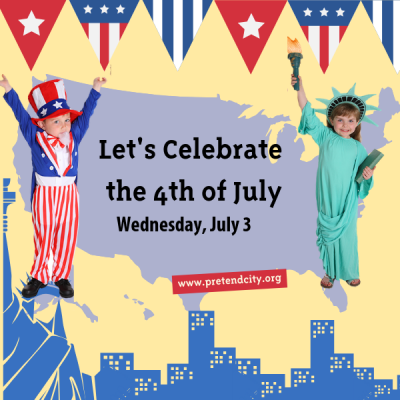 Celebrate the 4th of July!