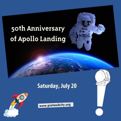 50th Anniversary of Apollo Landing