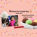 National Ice Cream Day