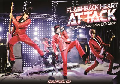 Concerts on the Green: Flashback Heart Attack