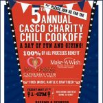 Casco Contractors Chili Cook Off