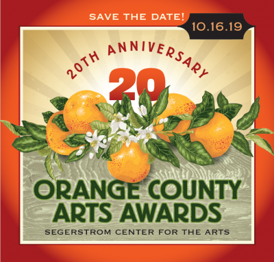 20th Anniversary Orange County Arts Awards