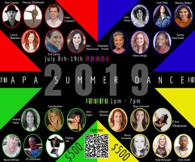 APA Summer Dance