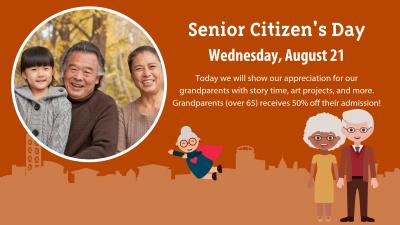 Senior Citizen Day Celebration