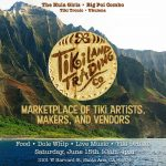 TikiLand Trading Co. - June 15 - OC - Tiki Marketplace of Artists, Makers, and Vendors