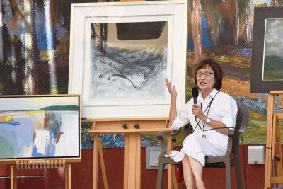 Art Talks and Tea