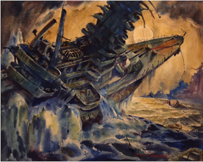Arthur Beaumont: Art of the Sea