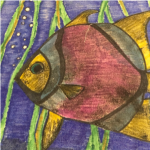 Anne's Treasures: Japanese Fish Prints