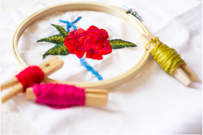 Crafting Couture: A Hand Embroidery Workshop with ...
