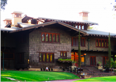 Film Night: The Gamble House