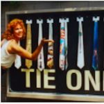 Tie-One-On Retrospective and Art-To-Go at City Hall