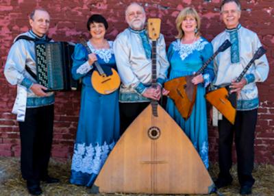 Live! at the Museum: Firebird Balalaika Quintet