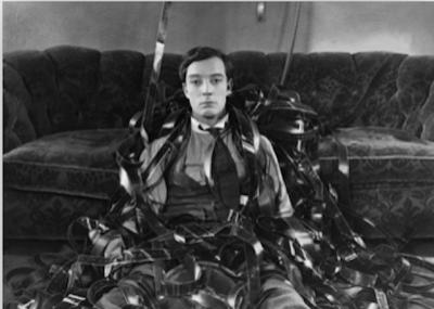 Film Night: Buster Keaton's One Week and Sherlock ...