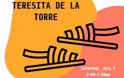Gallery Talk: Teresita de la Torre