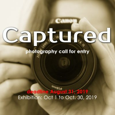 Call for Art - Captured: Photography
