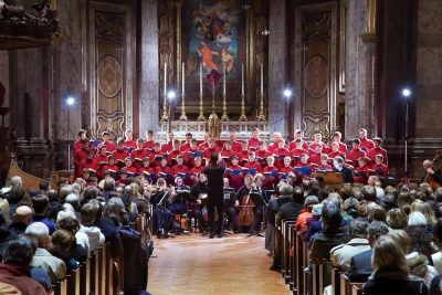 Schola Cantorum of the London Oratory School