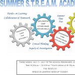 St. John the Baptist Catholic School - Summer S.T.R.E.A.M. Academy