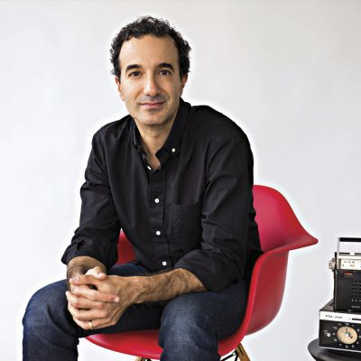 Radiolab's Jad Abumrad - The Miracle of Indoor P...
