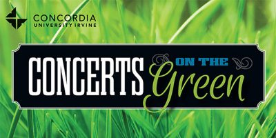 Concordia University Irvine Concerts on the Green