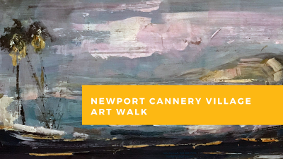 Newport Beach Cannery Village Art Walk
