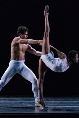 Laguna Dance Festival: Parsons Dance, RUBBERBANDance, and Ballet West