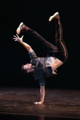Laguna Dance Festival: RUBBERBANDance: Vic's Mix