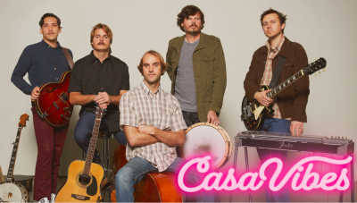 Casa Vibes: Trouble In The Wind