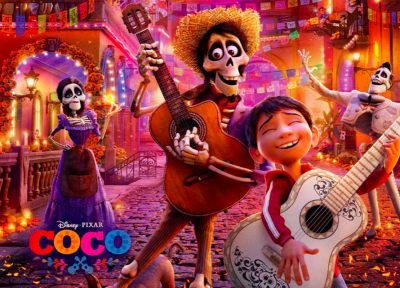 Summer Movie: Coco