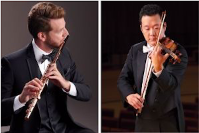 Pacific Symphony Plays Mozart with Benjamin Smolen...
