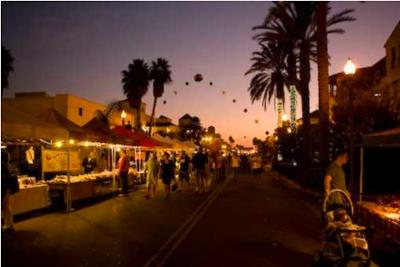 Surf City Nights: Weekly Street Fair
