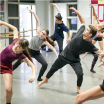 Master Class with Parsons Dance Company