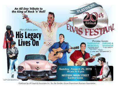 20th Annual Elvis Festival