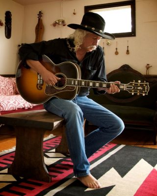 CANCELED:  Arlo Guthrie 20/20 Tour: Featuring Alic...