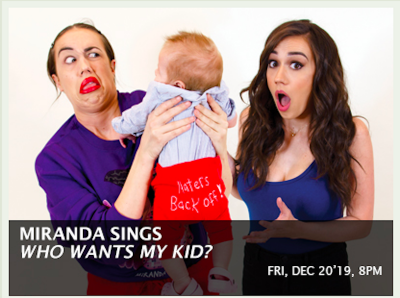 Miranda Sings – Who Wants My Kid?