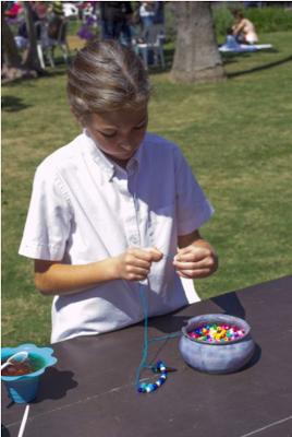 POSTPONED:  Arrowhead Necklace Making